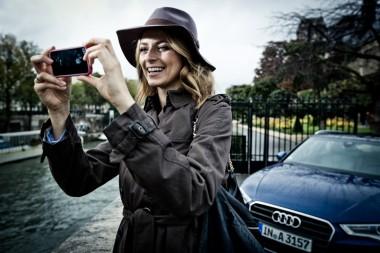 Audi Eva Padberg