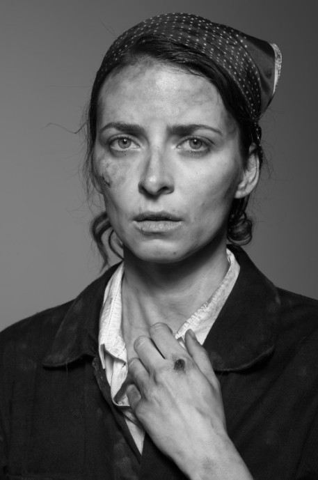 Eva Padberg - Jedertag photographer Joachim Baldauf