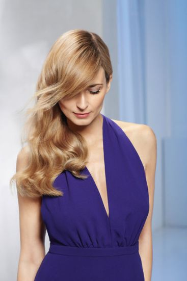 Eva Padberg for WELLA