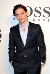 Tom Payne for HUGO BOSS