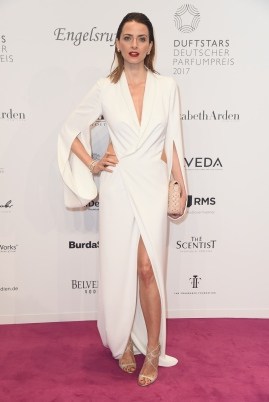 Duftstars (Deutscher Parfumpreis) 2017 at Kraftwerk in Kreuzberg - Arrivals Featuring: Eva Padberg Where: Berlin, Germany When: 11 May 2017 Credit: WENN.com