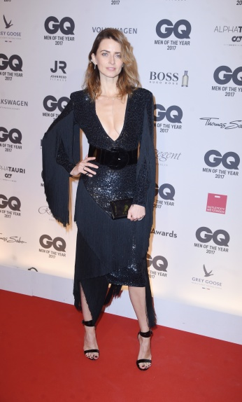 GQ Men of the Year award (Maenner des Jahres) at Komische Oper. Berlin, Germany - 09.11.2017 Featuring: EVA PADBERG When: 09 Nov 2017 Credit: Starpress/WENN.com