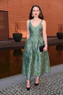 Jupiter Award 2018 at Grand Hyatt Hotel. Featuring: Alice Dwyer Where: Berlin, Germany When: 18 Apr 2018 Credit: WENN.com
